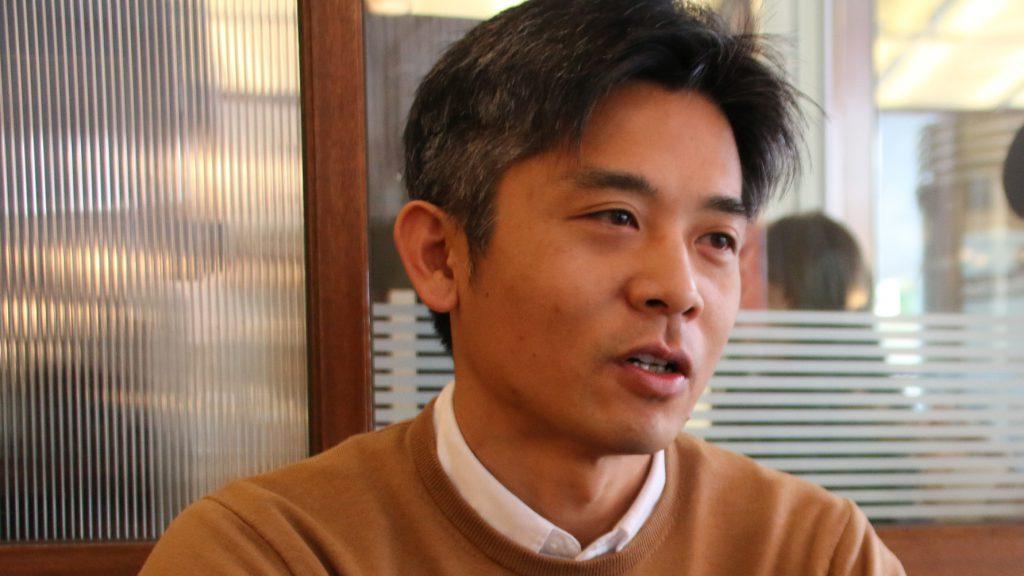 スプライザ代表取締役・土井寛之氏