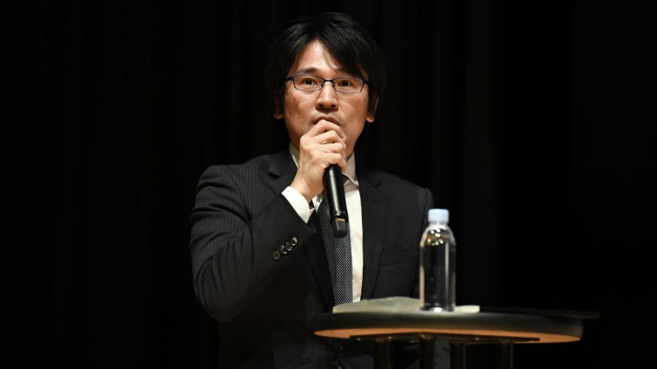 データスタジアム株式会社 JDC事業部 兼 フットボール事業部 アナリストの久永啓 氏