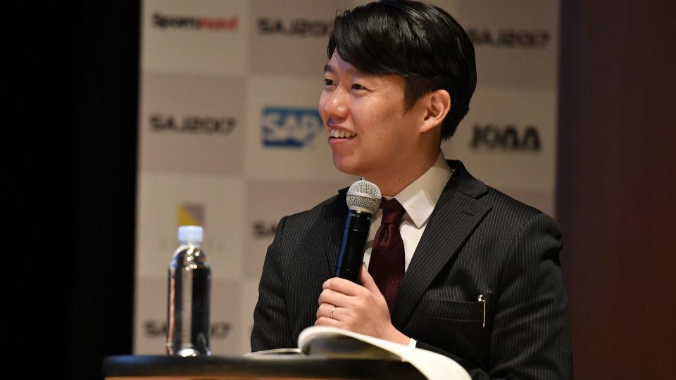 統計家/株式会社データビークル取締役西内啓 氏