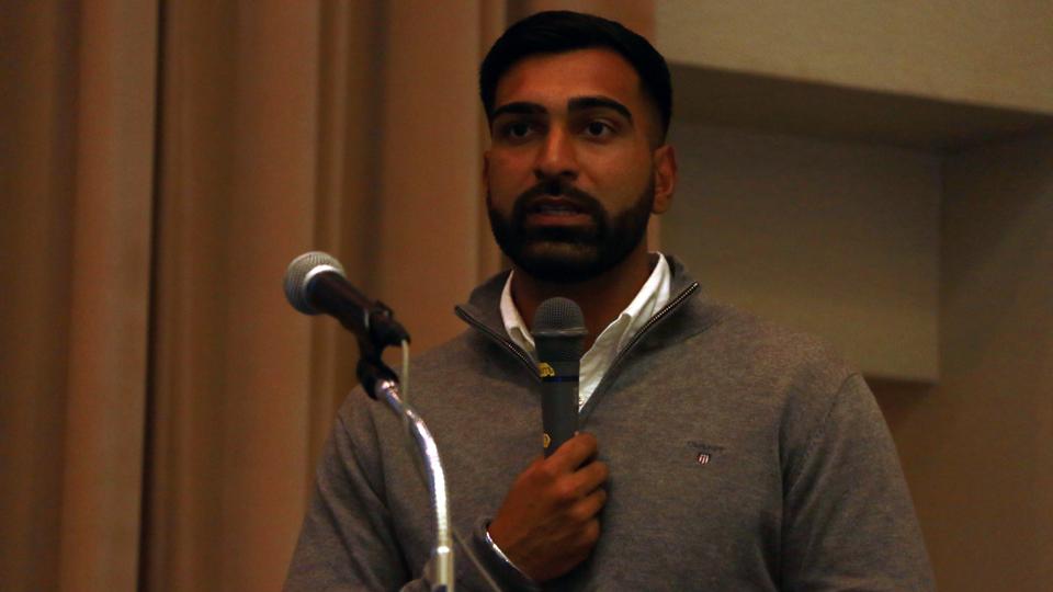 プレミアリーグ・アーセナルのスポーツサイエンティストNav Singh氏